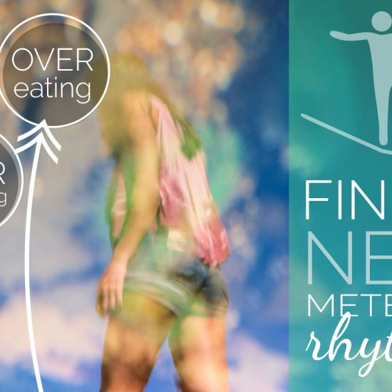 over exercise overeating pattern