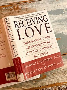 Receiving Love, book by Hendrix and Hunt